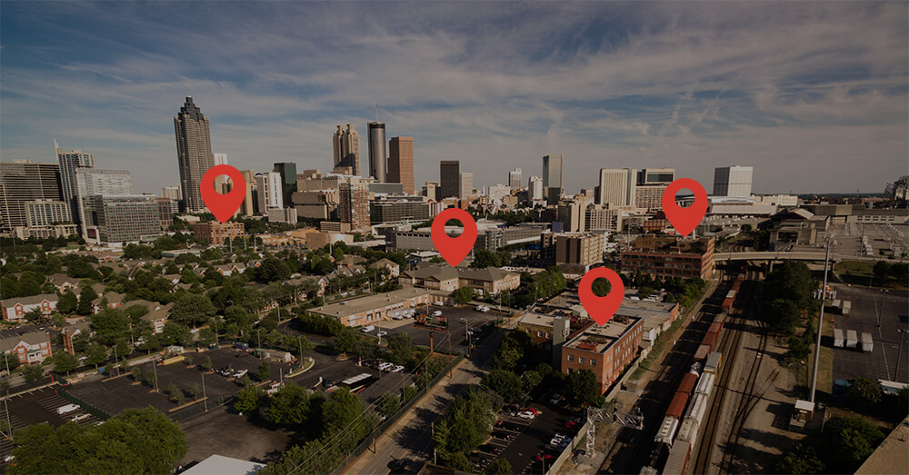 CREPP - South Atlanta Commercial Real Estate Broker - Site Selection Services - Asset Search